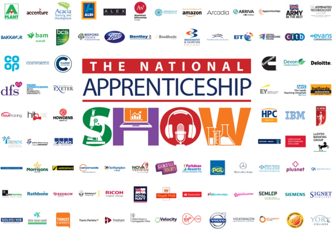 National Apprenticeship Logos