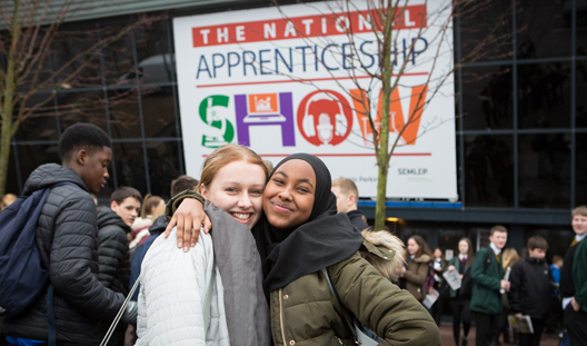 About the National Apprenticeship Shows